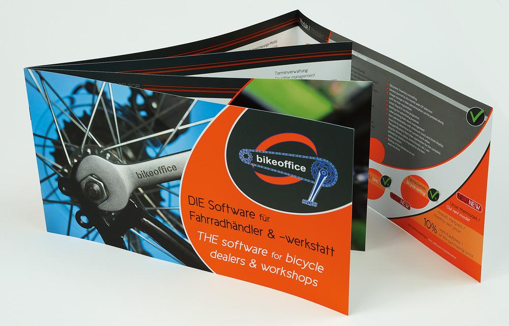 BikeOffice Imagebroschüre