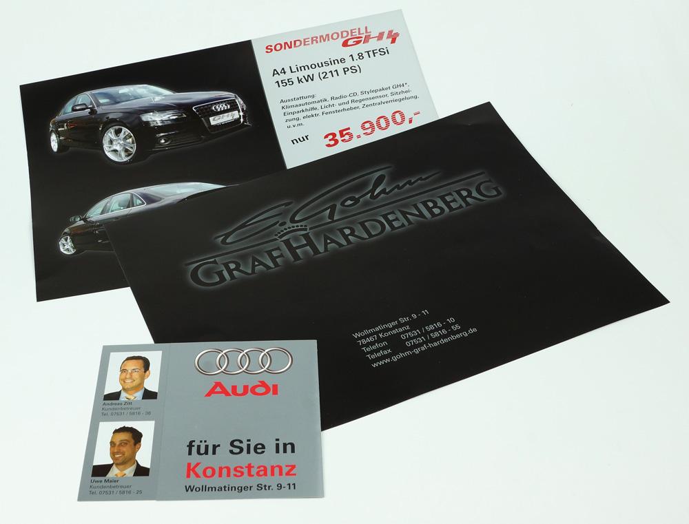 Graf Hardenberg: Flyer