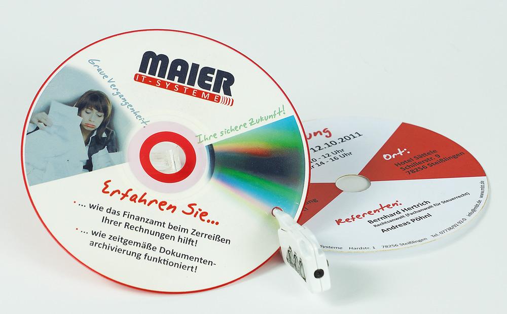 Maier IT-Systeme Einladung