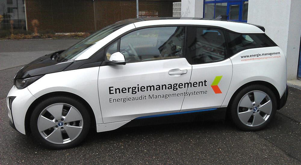 Energiemanagement: Fahrzeug
