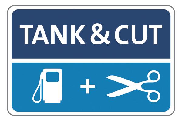 Tank & Cut