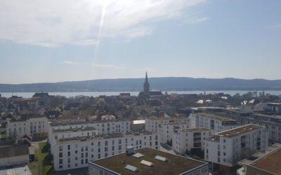 """Eröffnung des Designhotels """"aquaTurm"""" in Radolfzell"""