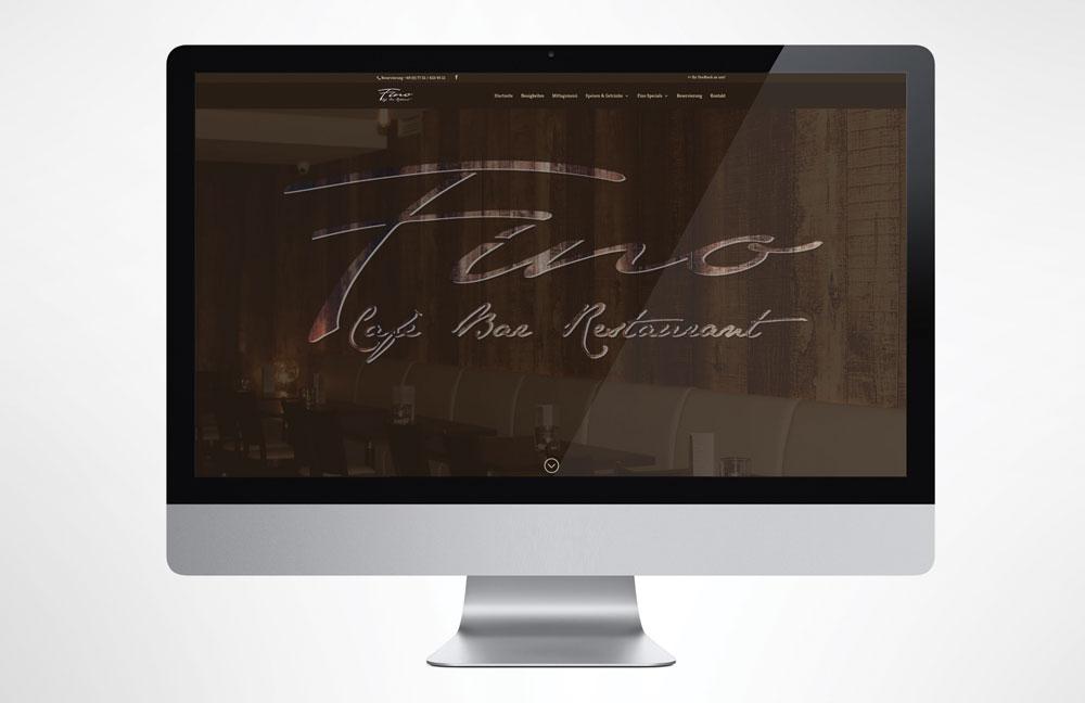 Webseite Fino Radolfzell