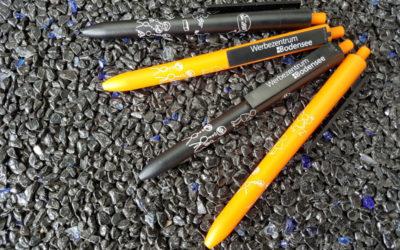 Kugelschreiber fürs Werbezentrum