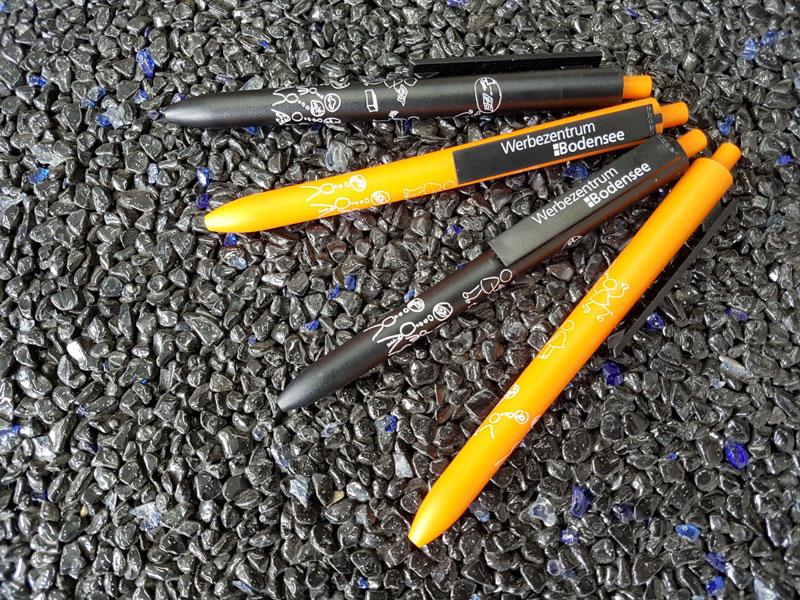 Kugelschreiber / Stifte Werbezentrum Bodensee