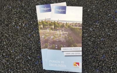 """Folder """"Parken in Überlingen"""""""
