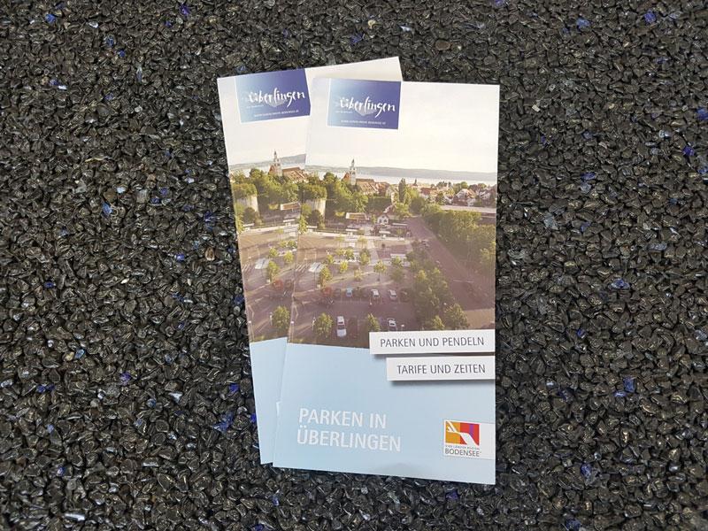 Folder Überlingen Parken