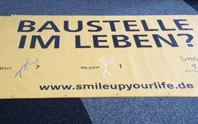Werbebanner für SmileUpYourLife