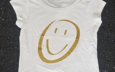T-Shirts mit Veredelung