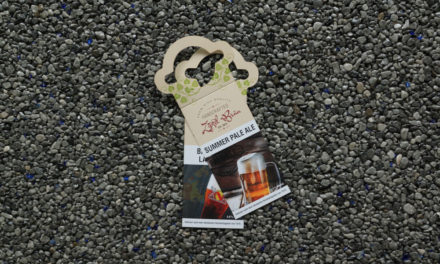 Bierkrawatten für Zipfel Bräu