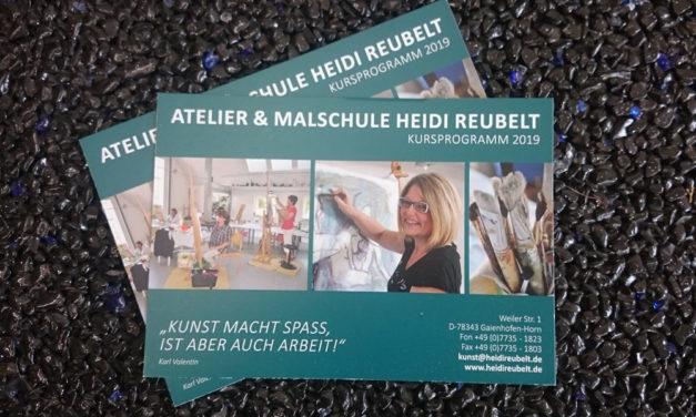 Postkarten – Atelier Heidi Reubelt